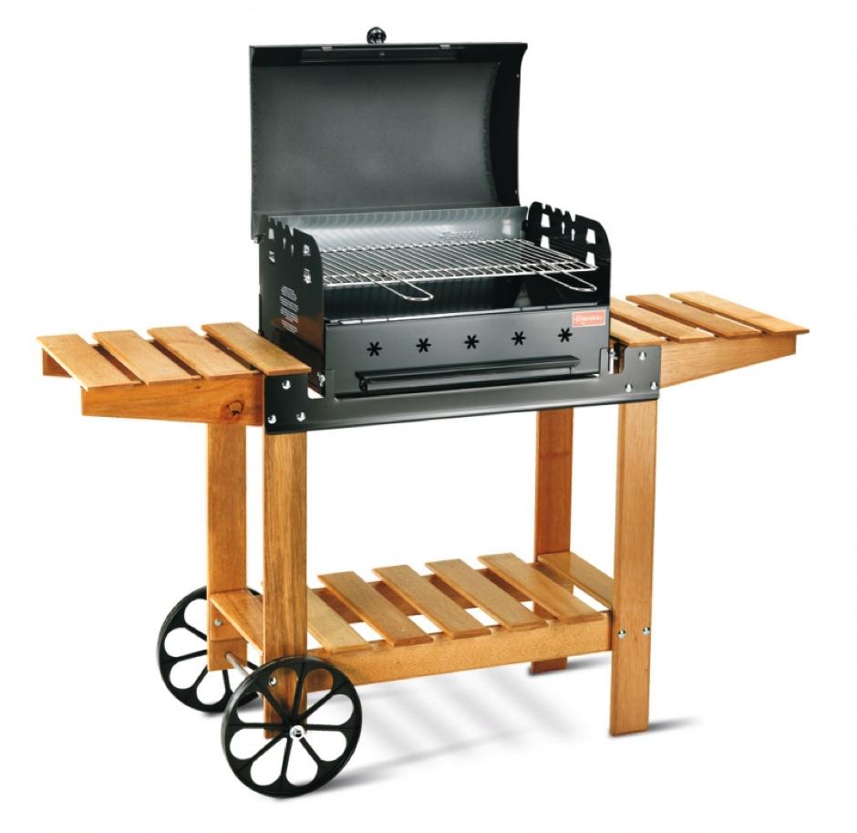Barbecue passione di fuoco fumante srl - Barbecue di design ...