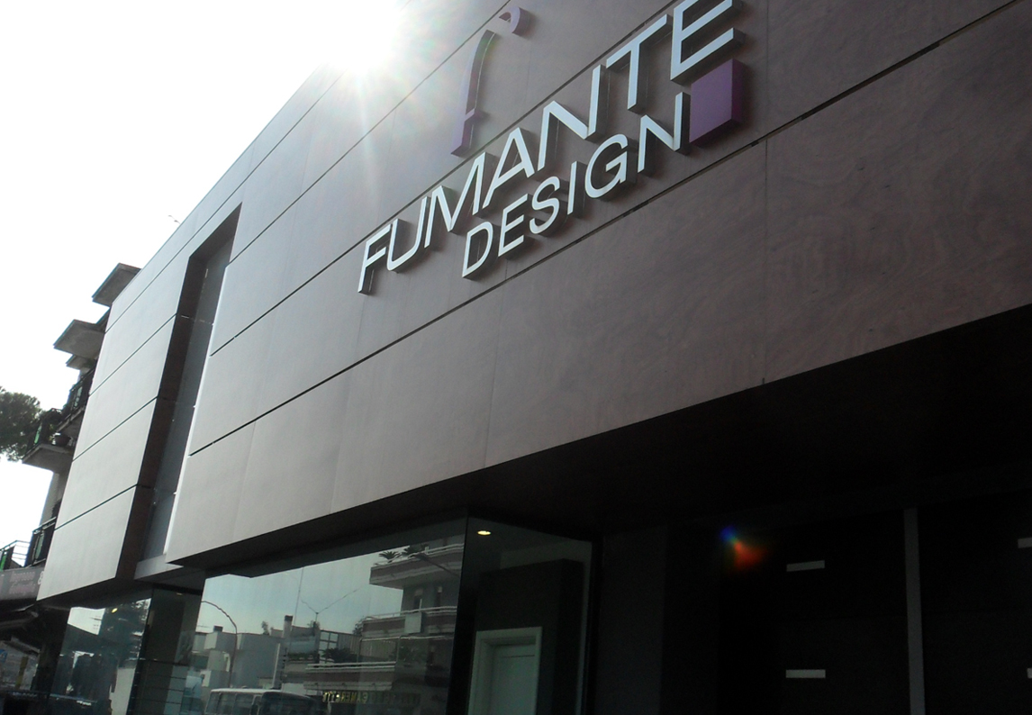 showroom fumante